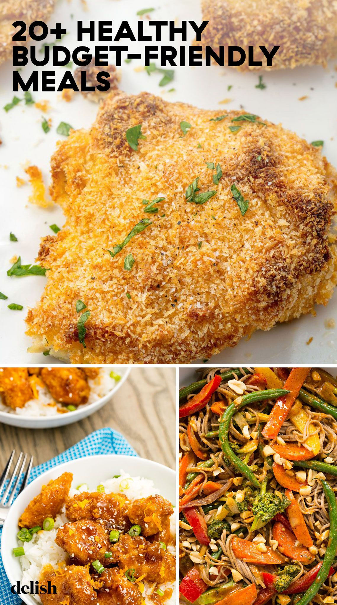 30 Easy Low Calorie Meals Low Cal Dinner Recipes