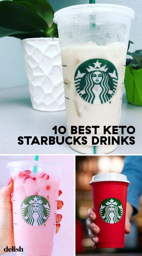 10 Best Starbucks Keto Drinks How To Make Your Starbucks