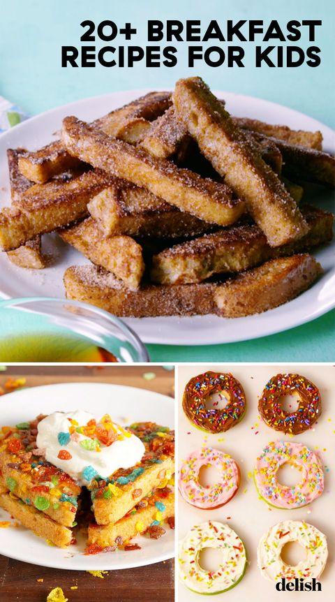 20 Best Breakfast Ideas For Kids Fun Recipes For Easy