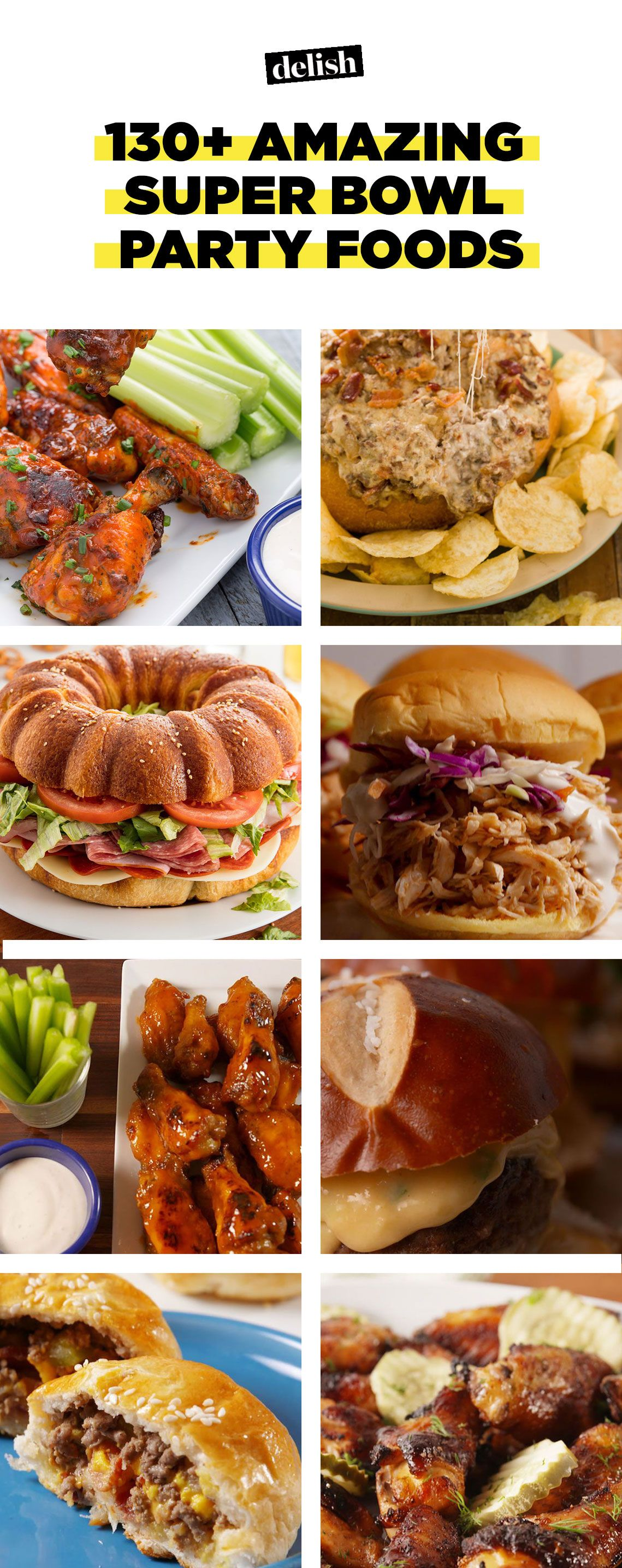 pictures 11 Super Bowl Party Ideas That Will Score Major Hostess Points