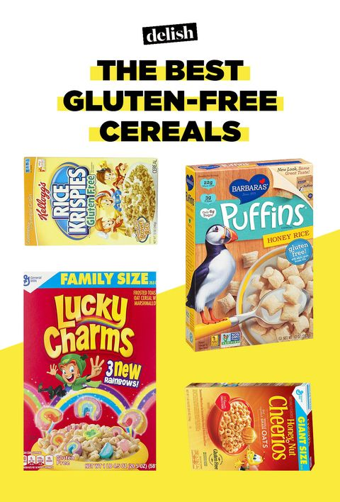 Gluten Free Cereal >> Best Gluten Free Cereal List What Cereals Are Gluten Free
