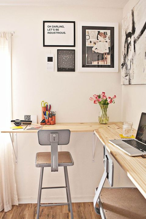 diy standing desk plan