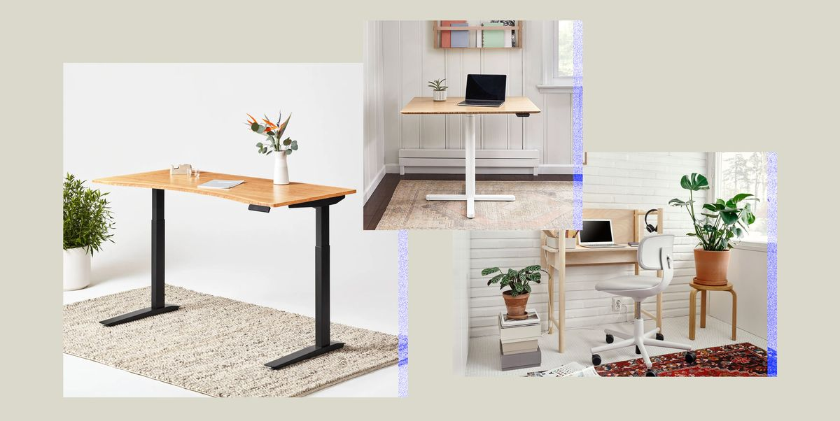 The 11 Best Standing Desks Of 2021, Best Height Adjustable Desk For Home Office