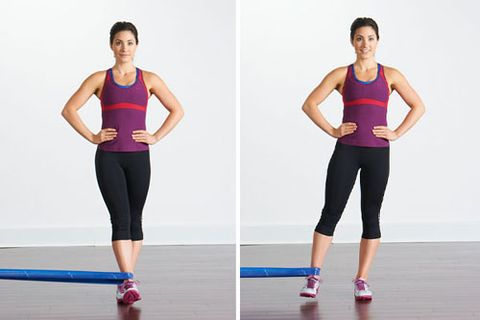 Hip Weakness and Knee Pain