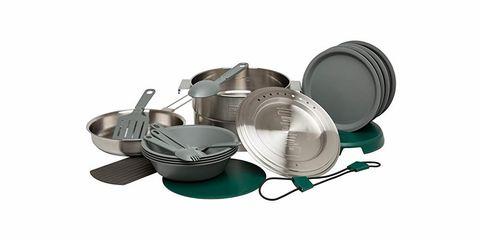 Tableware, Metal,