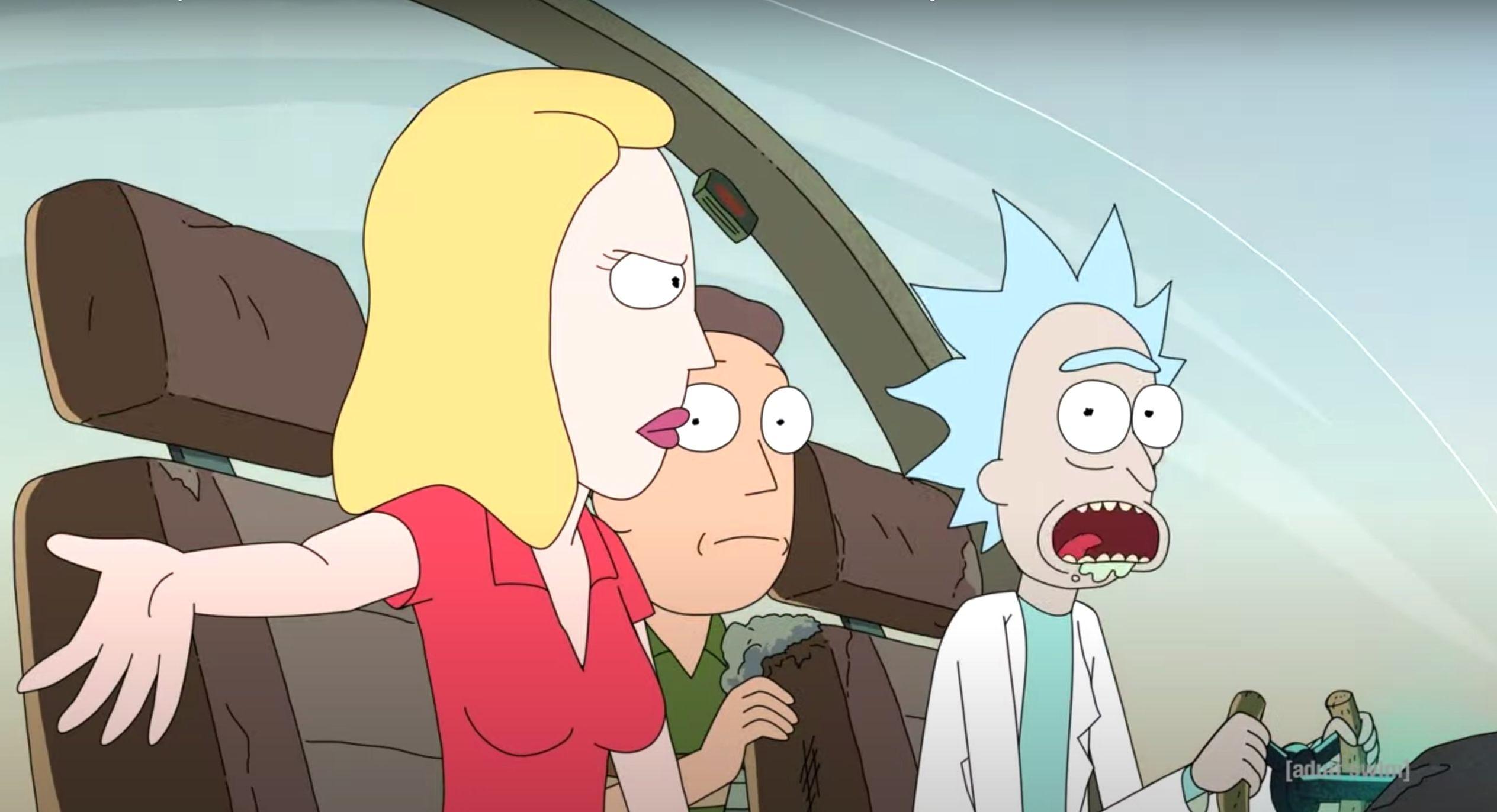 A 5ª temporada de Rick e Morty está começando a resolver o maior problema da série 2