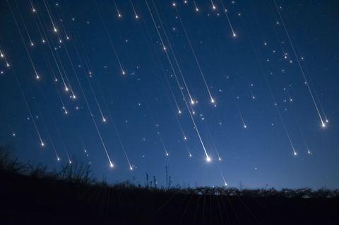 2021首場「流星雨」跨年後登場!「象限儀座流星雨」大爆發,每小時多達110顆