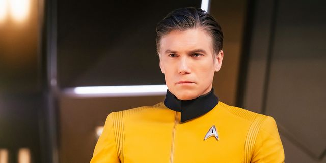 """Star Trek: Discovery star says he would """"love"""" to see a Captain Pike/Spock spin-off"""