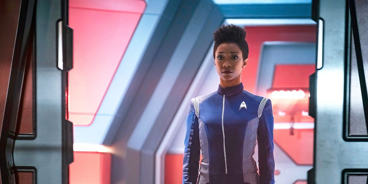 Star Trek: Discovery coming to E4 in the UK next year