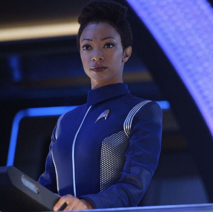 """Here's why Star Trek: Discovery's empowering costumes are gender neutral and """"open for all"""""""