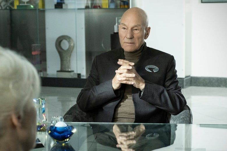 Star Trek: Picard's Bleaker Vision of the Future Targets American Isolationism