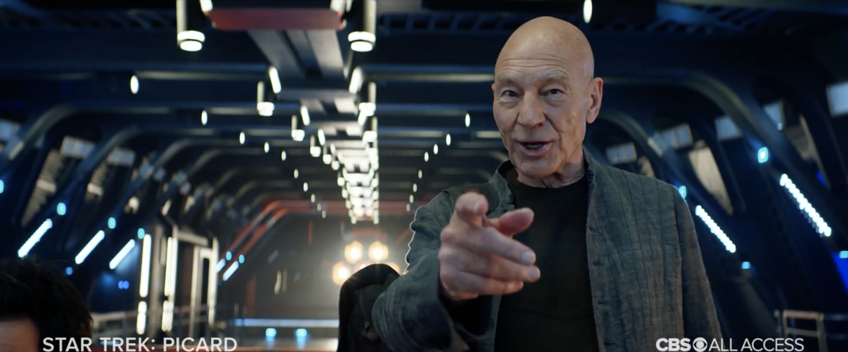 Patrick Stewart Assembles His Crew in the Star Trek: Picard Trailer
