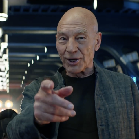 "Star Trek: Picard series will ""shake the character up"" in major ways"