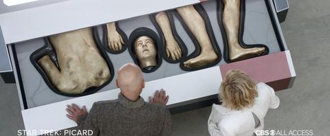 Star Trek: Picard trailer brings back classic characters