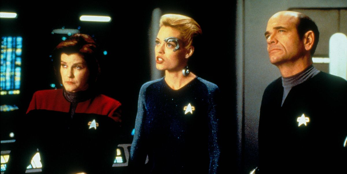 Star Trek: Voyager cast announce reunion plans to celebrate 25th anniversary