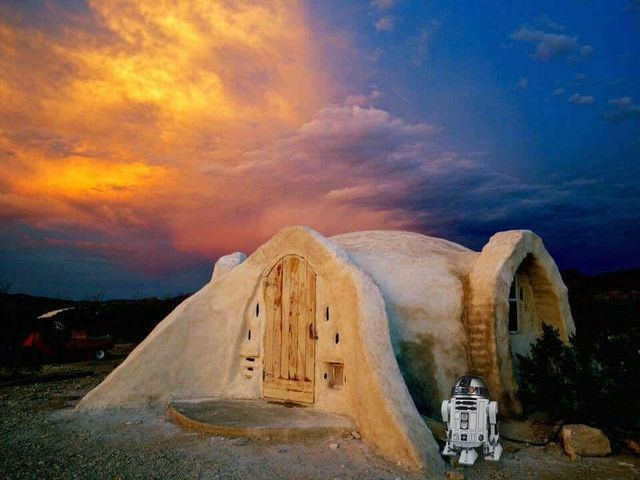 dome airbnb rental in texas