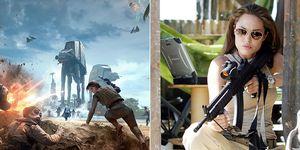 Angelina Jolie quiere salir en Star Wars