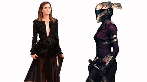 Star Wars Ascenso Skywalker Zorri Bliss filtración Keri Russell