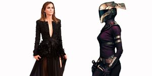 Star Wars Ascenso Skywalker Zorri Bliss filtración Keri Russell
