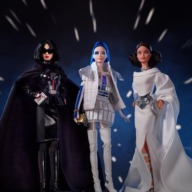 Star Wars Has Finally Come for Barbie