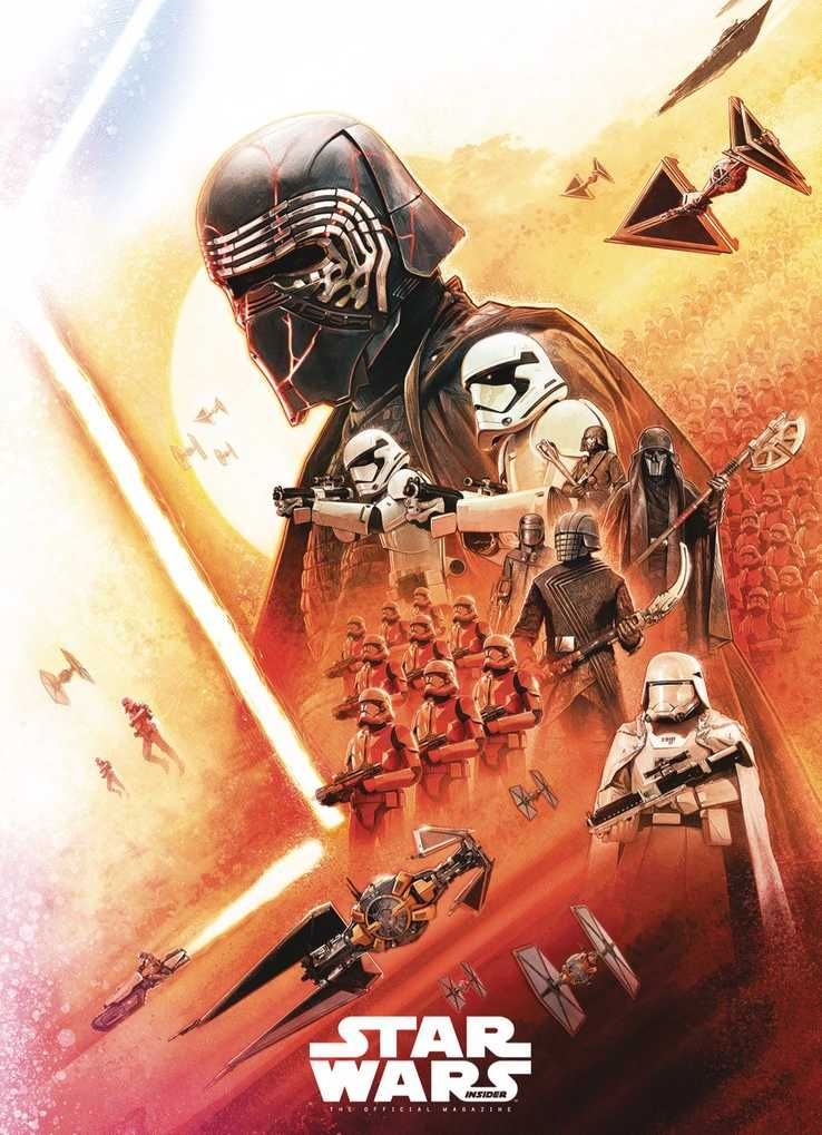 'Star Wars: el ascenso de Skywalker': Caballeros de Ren