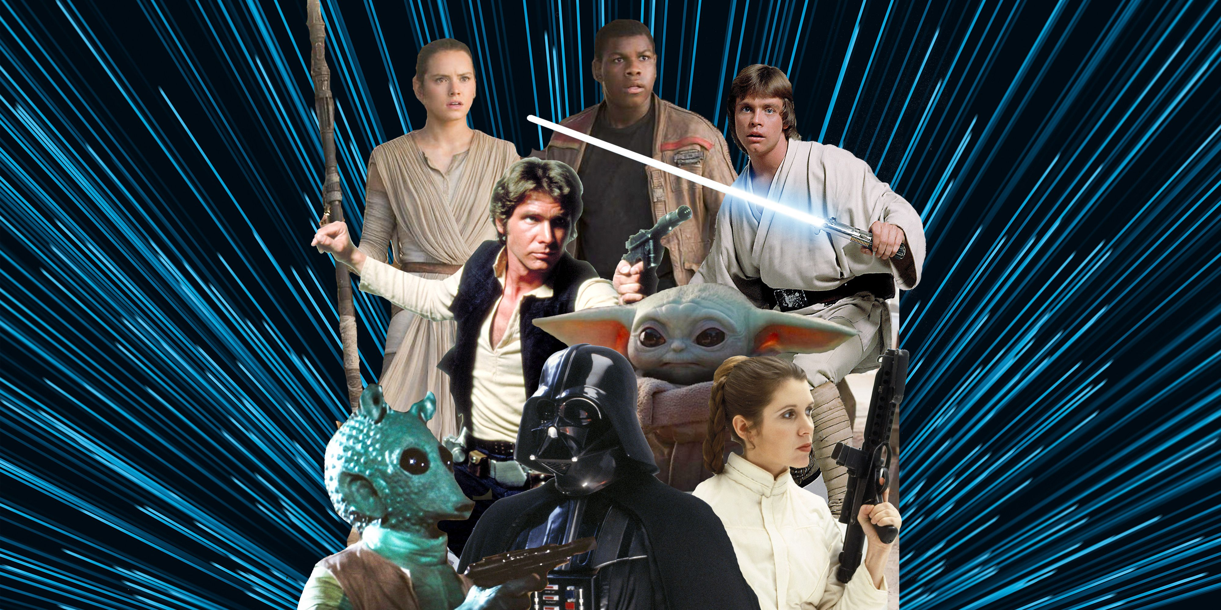 The Best Star Wars Characters, Ranked