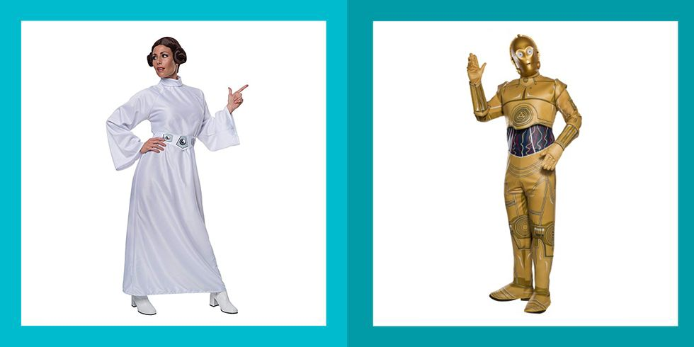 21 'Star Wars' Costumes That Look Like They're From a Galaxy Far, Far Away