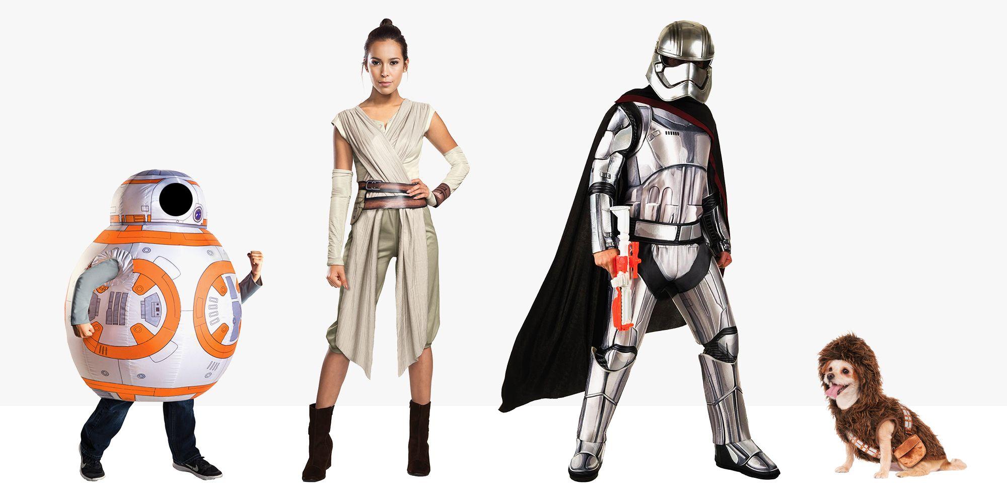 star wars halloween costumes best 2018  sc 1 st  BestProducts.com & 15 Best Star Wars Costumes for Halloween 2018 - Star Wars Costume ...