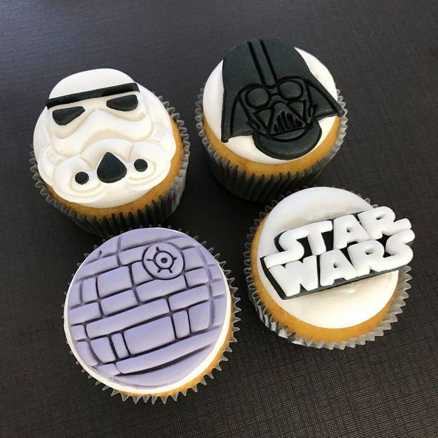 Tremendous 21 Star Wars Birthday Party Ideas How To Throw A Star Wars Funny Birthday Cards Online Alyptdamsfinfo