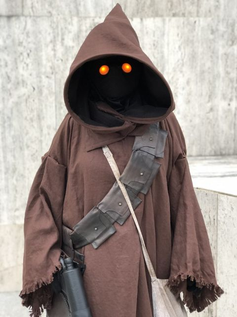 star wars diy jawa halloween costume