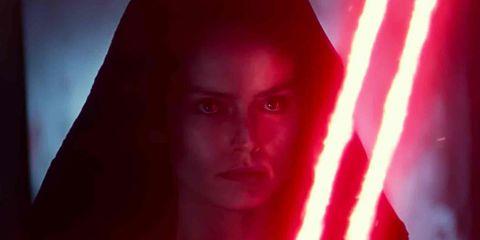 Star Wars El ascenso de Skywalker filtración
