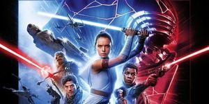 Star Wars: el ascenso de Skywalker poster