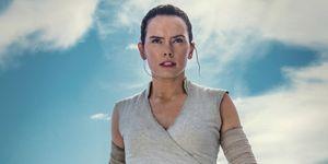 Star Wars El ascenso de Skywalker Rey lado oscuro