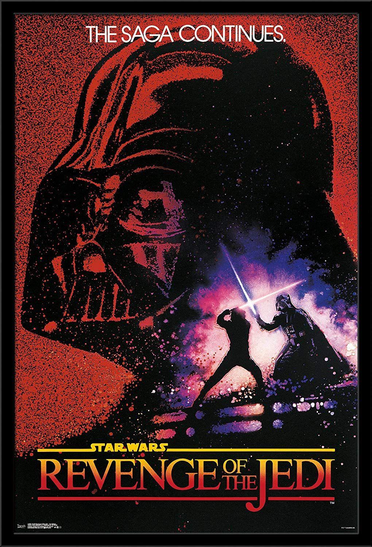 'Star Wars: El Retorno del Jedi' iba a ser Diferente - Cambio de Título