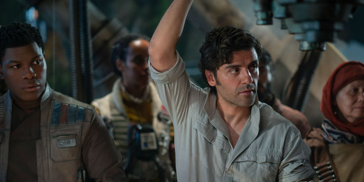 Star Wars Story Poe Dameron Free Fall Has A Link To Originals