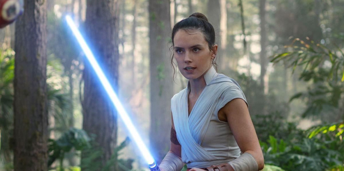 Star Wars Reveals Rey S Final Words To Ben In Rise Of Skywalker