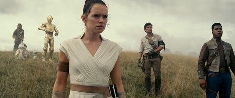 Star Wars: The Rise of Skywalker still