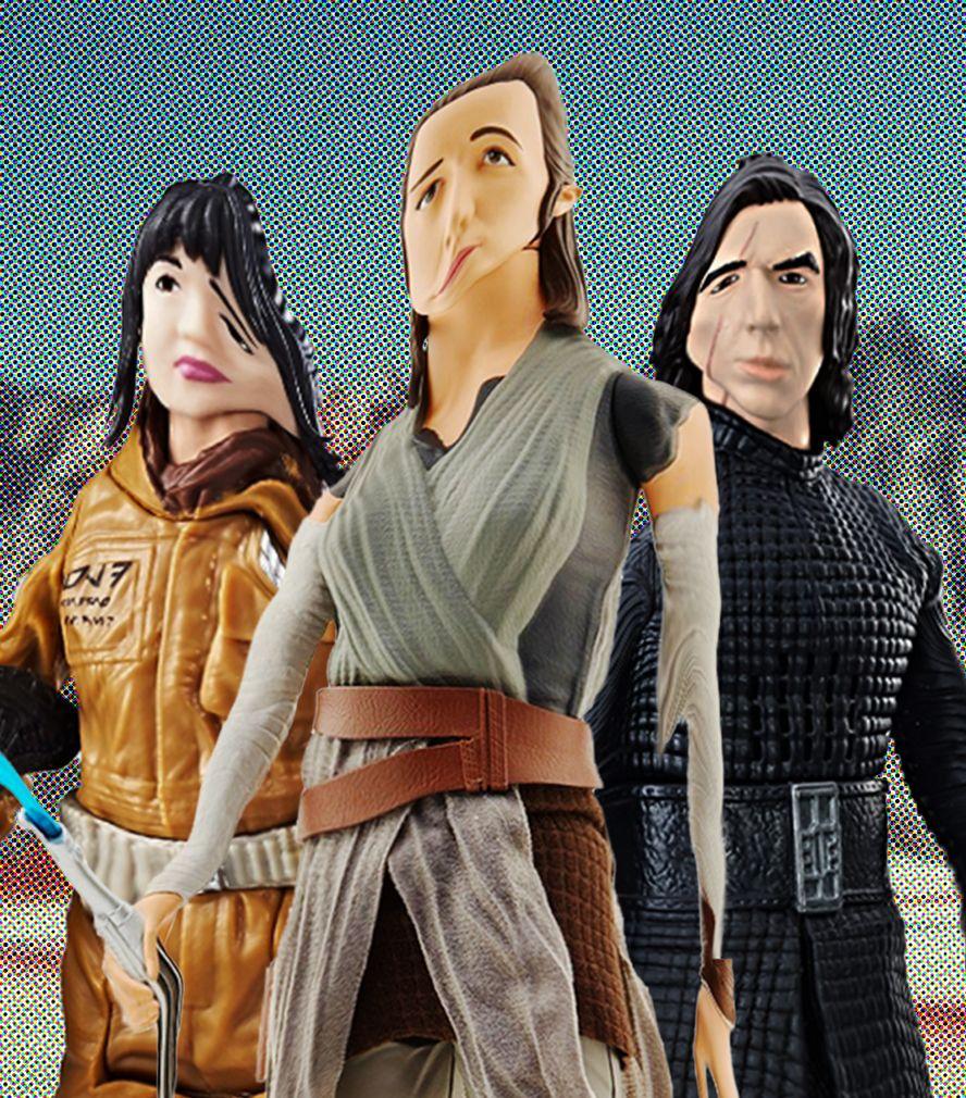 El año en el que los fans de Star Wars definitivamente arruinaron Star Wars