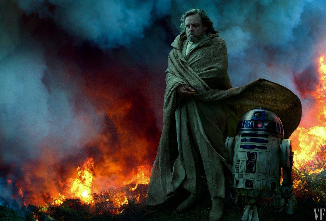 Star Wars El ascenso de Skywalker Fotos - Annie Leibovitz para Vanity Fair