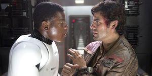 Star Wars Finn Poe