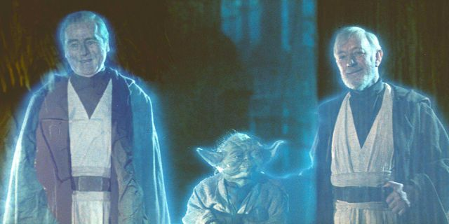 Star Wars The Rise Of Skywalker Force Ghost Theory Does The Original Return Of The Jedi Ending Have A Clue