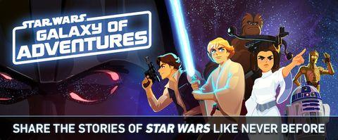 Star Wars Kids Galaxy of Adventures