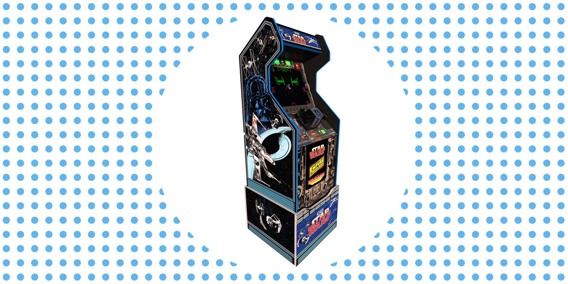 This New Star Wars Arcade Machine Is Available to Pre-Order