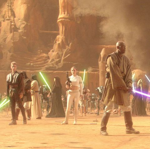 Star Wars in Order - Attack of the Clones