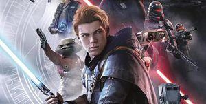 Star Wars Jedi: Fallen Order pack shot