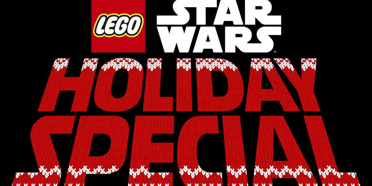 Un nuevo especial de Navidad de Star Wars en Disney+ reunirá a los personajes… ¡en versión LEGO!