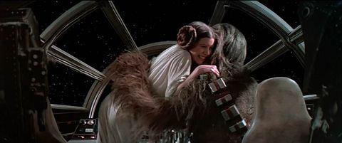 Star Wars bluray
