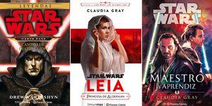 Star Wars mejores libros