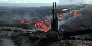 Star Wars Mustafar