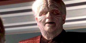 Star Wars Palpatine Identidad